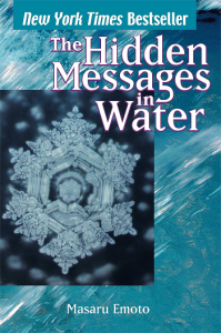 Healing Messages of Water (book)